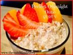 The perfect gluten free overnight oats. Via @bcnutritionista