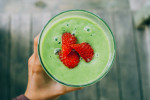 The magical formula to the most delicious green smoothie ever, that even picky kids and skeptical adult will love + fun 30 day challenge. Via @bcnutritionista