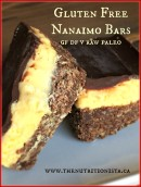 Healthier gluten free Nanaimo Bars that are stupid easy and just as delicious as the original? YES! Also raw, vegan, dairy free, refined sugar free,and paleo. Via @bcnutritionista