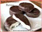 The most delicious, easy, melt in your mouth, raw peppermint patties. Naturally gluten free, dairy free, soy free, refined sugar free, vegan, and paleo. Via @bcnutritionista