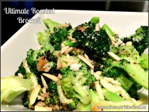 "Ultimate Roasted Broccoli, aka ""crack broccoli"", because you won't be able to stop eating it! Via @bcnutritionista"