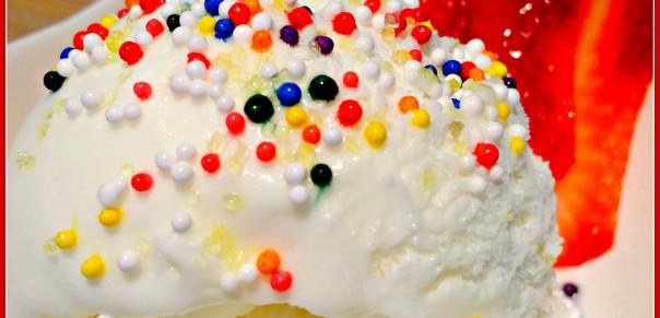Health Raw Birthday Cake Ice Cream Dairy Free Paleo Vegan Soy